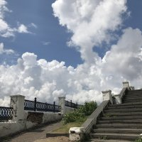 Лестница в облака... :: Любовь