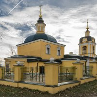храм Сорока Севастийских мучеников :: Владимир Иванов