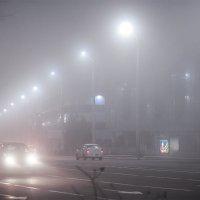 Туманный проспект :: Маргарита Константинова