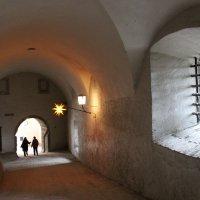 В крепости Зальцбурга :: Любовь
