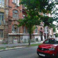 Старый район. :: Анфиса
