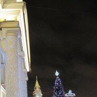 Предновогодний город :: Маера Урусова