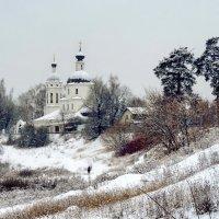 Зимние краски :: Александр Шмалёв