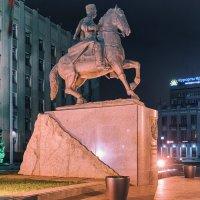 Памятник Кубанскому казачеству :: Игорь Хижняк