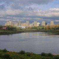1.Борисоглебское озеро в Раменском :: Николай Мартынов