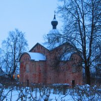 Церковь Параскевы :: Татьяна
