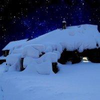 Ночь перед Рождеством :: Зося Каминская