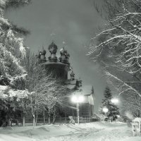 Ранее утро в Южном парке :: Игорь Сарапулов