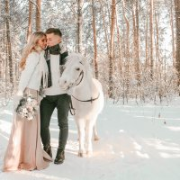 Дима и Аня :: Анна Верещагина