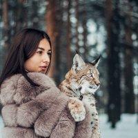Прогулка в лесу :: Макс Беккер