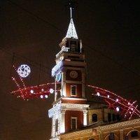 Новый год на Невском :: vadim