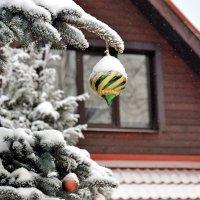- Снег кружится, летает, летает...- :: Татьяна Помогалова