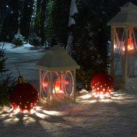 Новогодняя сказка :: Яша Баранов