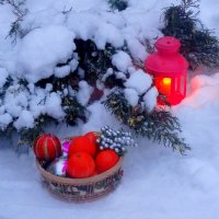 С наступающим Новым Годом!!! :: Тамара (st.tamara)