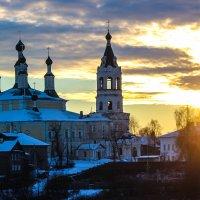 Рождественский собор. г. Солигалич :: Елена Верховская
