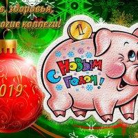 С Новым 2019 Годом! :: Виктор Грузнов