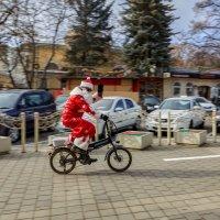 С новым годом! :: Николай Николенко