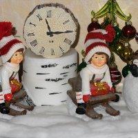 Зима на полке :: * vivat.b *