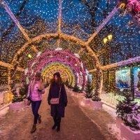 Москва Новогодняя :: юрий поляков