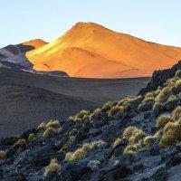 восход солнца в горах :: Георгий А