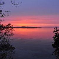 закат в Большом Камне :: Лариса Крышталь