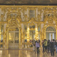Екатерининский дворец в Пушкине :: Игорь Максименко