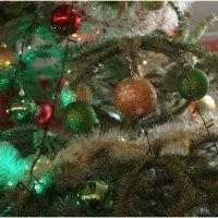 Новогодняя ёлочка в кафе :: ZNatasha -