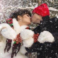 Морозная свадьба :: Светлана Мизик
