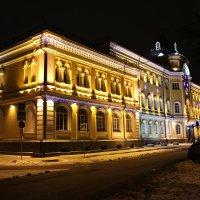 Здание РЖД :: юрий агутин