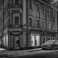 Ночь, Зима, Метель, Новый год... :: марк