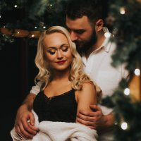 Тарас и Виктория :: Аделина Ильина
