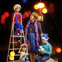 Когда Дед Мороз ёлку в дом к нам не принёс № 8 _ p.s. (серия из 11 фото) :: Ринат Валиев