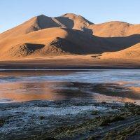 отражение на лагуну Колораду :: Георгий А