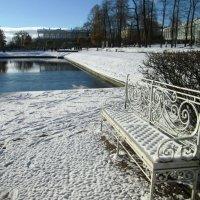 Одинокая скамейка :: Самохвалова Зинаида