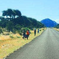 Дороги Африки :: Jakob Gardok