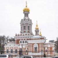 Церковь Воскресения Христова у Смоленского православного кладбища :: bajguz igor