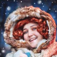 Рыжая :: Roman Mordashev