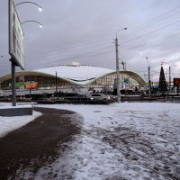 Минск. Декабрь. Комаровский рынок. :: Александр Сапунов