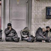 """Из альбома """"Жизнь на трёх вокзалах"""" :: Сергей Дружаев"""