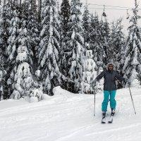 Горнолыжный курорт Игора :: skijumper Иванов