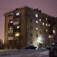 Дом :: Марина Яковлева