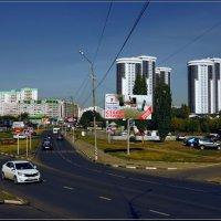 Энгельс...облака. :: Anatol Livtsov