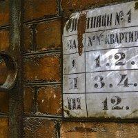 Санкт-Петербург. Тайный алгоритм нумерации квартир. :: Игорь Олегович Кравченко
