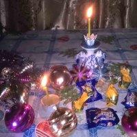 В ночь перед Рождеством... :: Елена Семигина