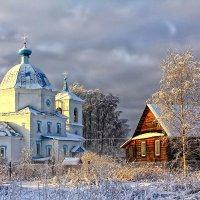 Русская зима :: Людмила Пиманова
