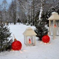 Новогодний декор :: Яша Баранов
