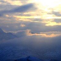 Зимний пейзаж. :: Геннадий Валеев