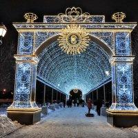 Праздничная арка :: Анатолий Колосов