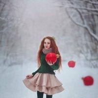 Новогодняя куколка :: Марина Жаринова