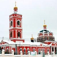 Георгиевский Храм в Данкове (Липецкая область) :: Дмитрий Солоненко